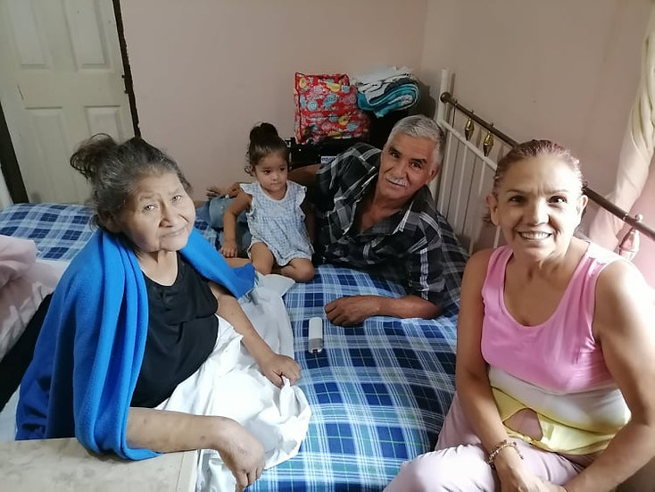 Funds for Estella and Arnulfo