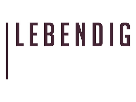 Logo in dunkel