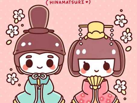 Happy Hina Matsuri