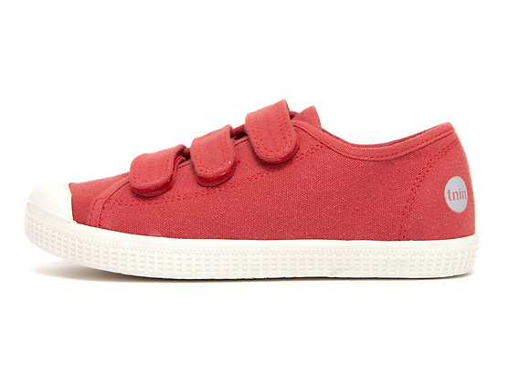 Lonsdale Teen Red