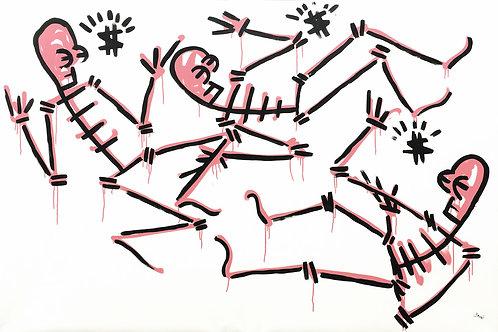 Falling - ( Print )