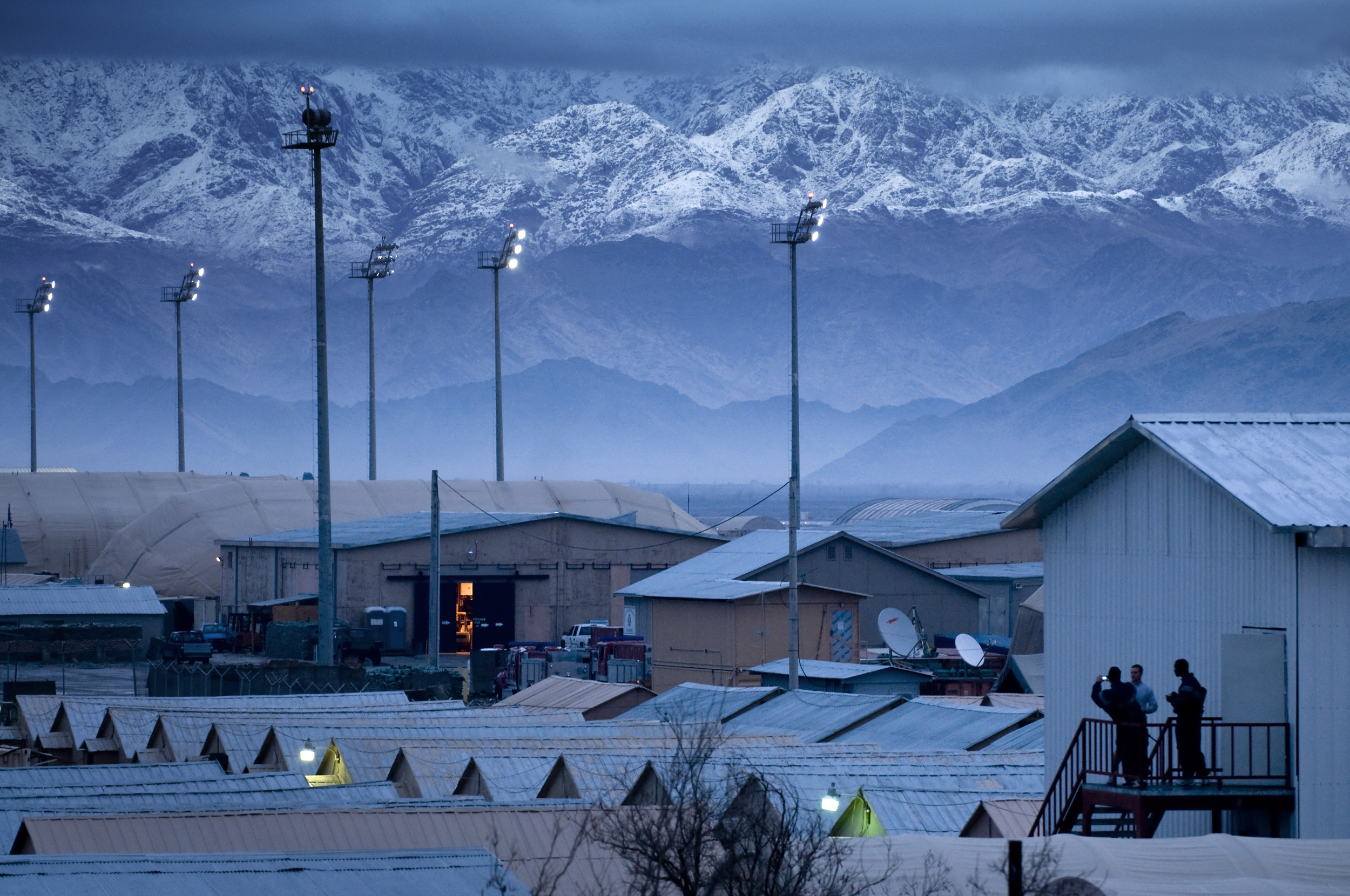 night at Bagram Air Base.jpg
