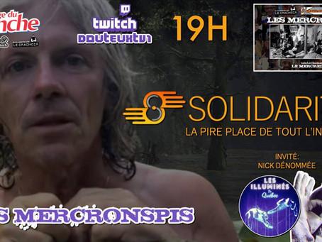 Speech d'intro du Mercronspi 44 - Solidarita, la pire place de tout l'Internet, 2021-08-04