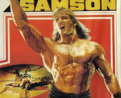 Revanche de Samson / Revenge of Samson / Samson dan Delilah