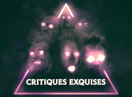 Une année de Critiques Exquises