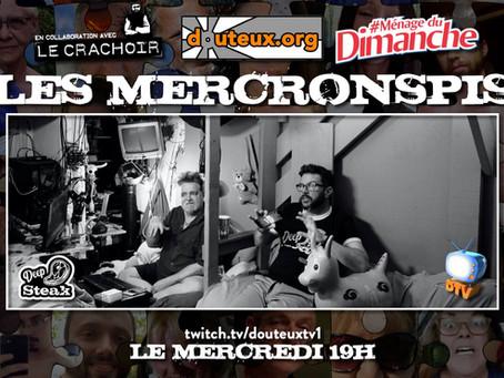 Speach d'intro du Mercronspi 32 et la version extraite du show