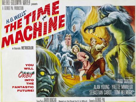 The Time Machine / La Machine à remonter le temps