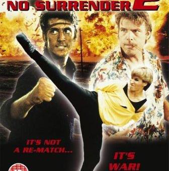 No Retreat No Surrender 2: Raging Thunder / Coeur de Kickboxer