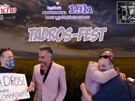 Speech d'Intro du Mercronspi 46 - Tadros-Fest, 2021-08-17