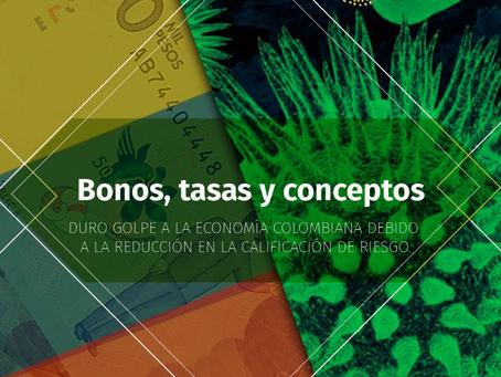 Bonos, tasas y conceptos