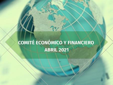 COMITÉ ECONÓMICO ABRIL 2021