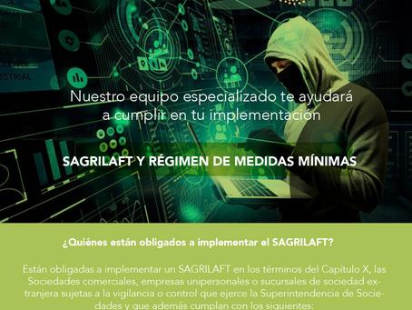 ¿Quiénes están obligados a implementar el SAGRILAFT?