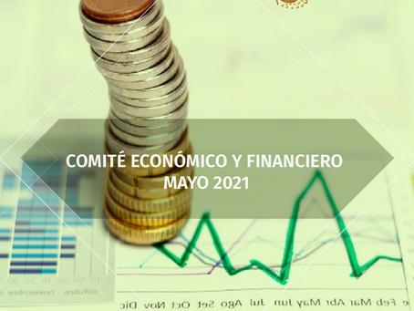 COMITÉ ECONÓMICO - MAYO 2021