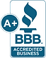 Better Busness Bureau A+ rating