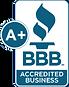 Better Busness Bureau A+ rating