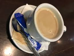 Café mal servido