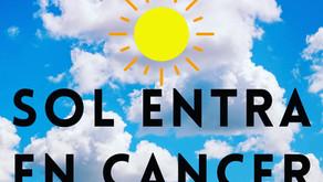 Solsticio de Verano y clima astrológico