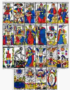 Tarot de Marsella versión Grimauld
