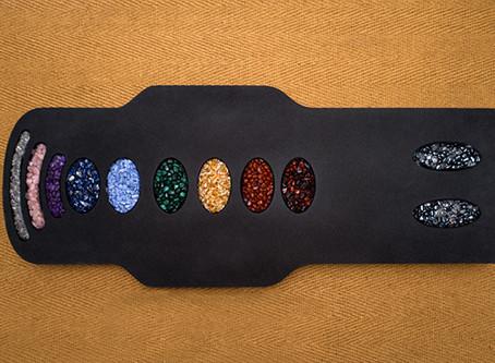 Curiosidades - Cama Curativa de los Chakras con Cristales