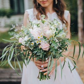 ​Why does the bride carry a bouquet?