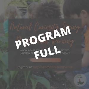 Reads: Program full