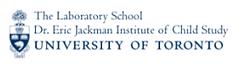 Logo of the Laboratory School, Dr. Eric Jackman Institute of Child Study, University of Toronto.