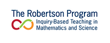 Clickable image to the Robertson Program website