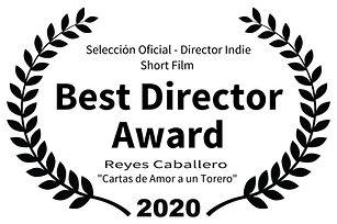 Seleccin Oficial - Director Indie Short
