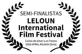SEMI-FINALISTAS - LELOUN International F