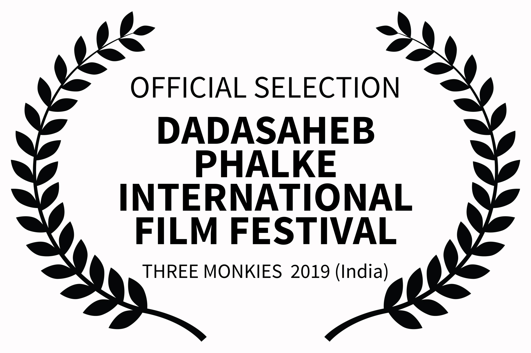 OFFICIAL SELECTION - DADASAHEB PHALKE IN