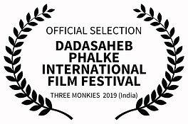 OFFICIAL SELECTION - DADASAHEB PHALKE IN