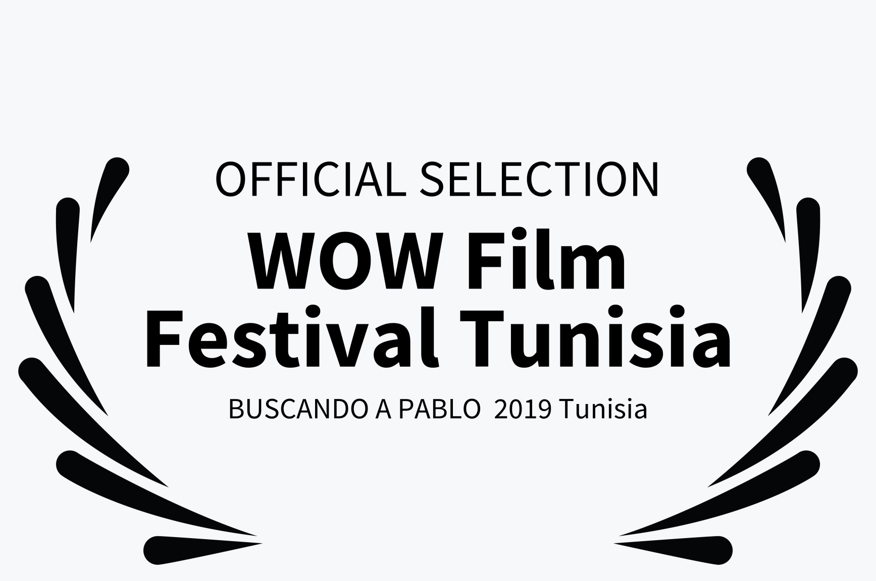 OFFICIAL SELECTION - WOW Film Festival T