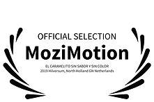 OFFICIAL SELECTION - MoziMotion - EL CAR