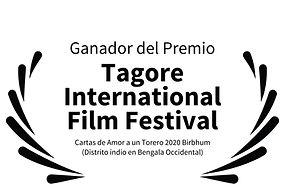 Ganador del Premio - Tagore Internationa