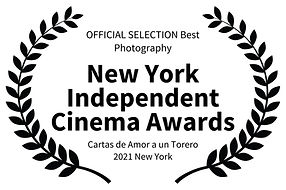 OFFICIAL SELECTION Best Photography - Ne