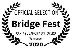 OFFICIAL SELECTION - Bridge Fest - CARTA
