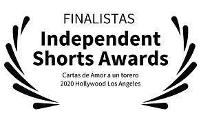 FINALISTAS  - Independent Shorts Awards