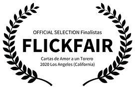 OFFICIAL SELECTION Finalistas - FLICKFAI