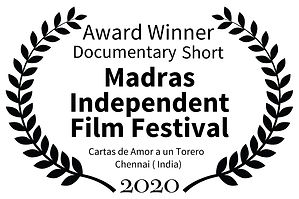 Award Winner - Documentary Short - Madra