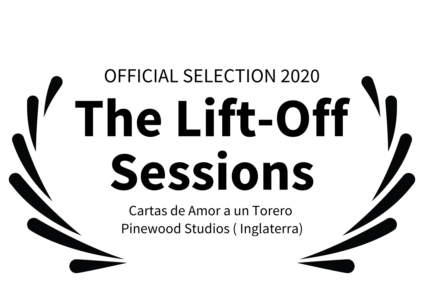 OFFICIAL SELECTION 2020 - The Lift-Off S