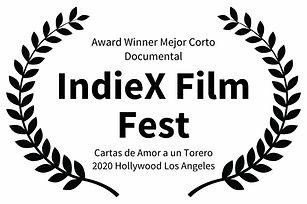 Award Winner Mejor Corto Documental - In
