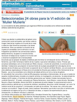 EL INFORMACION MULIER MULIERIS