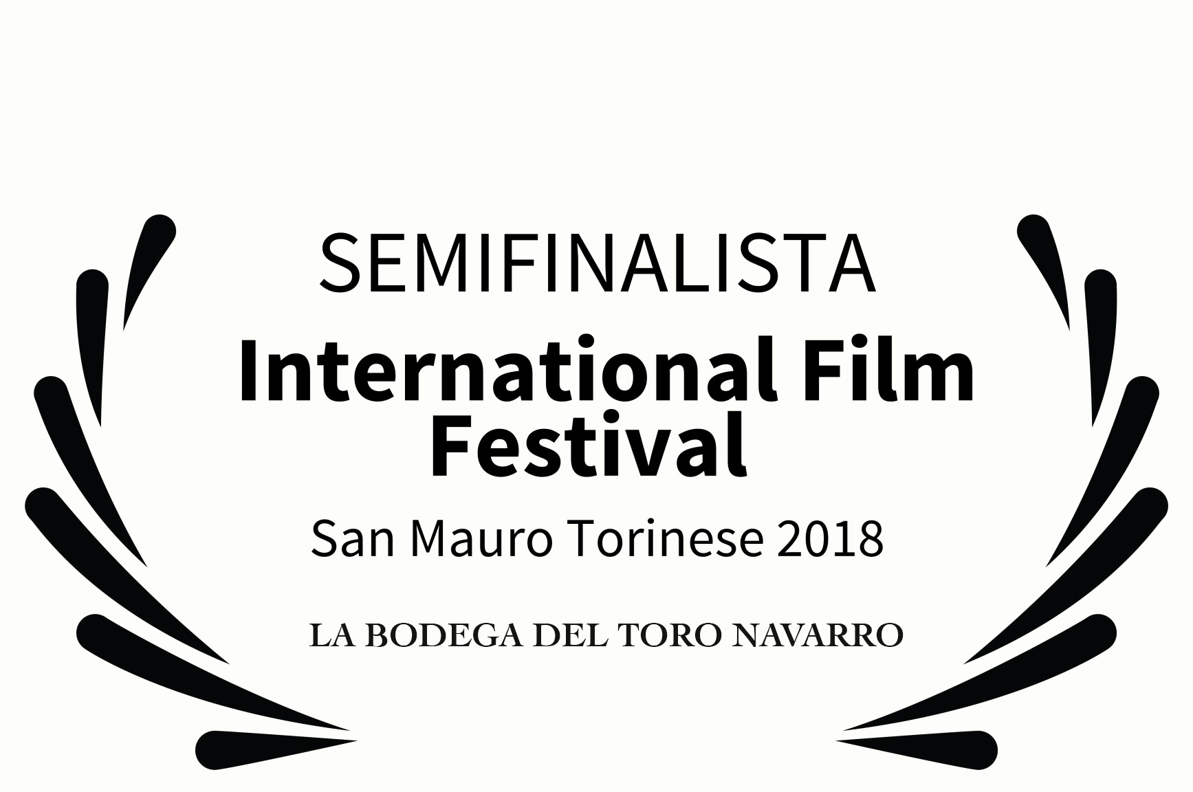 SEMIFINALISTA - International Film Festival  - San Mauro Torinese 2018-2