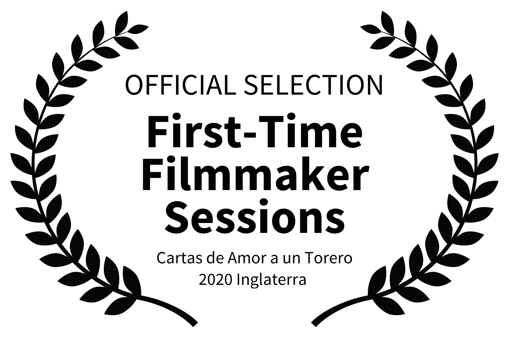 OFFICIAL SELECTION - First-Time Filmmake