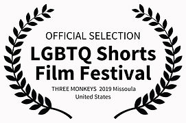 OFFICIAL SELECTION - LGBTQ Shorts Film F