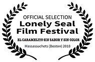 ELCARAMELITO- Lonely Seal Film Festival