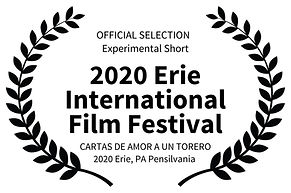OFFICIAL SELECTION   Experimental Short