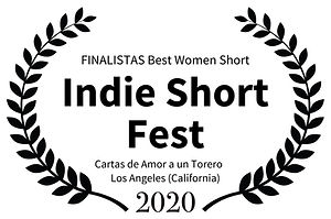 FINALISTAS Best Women Short - Indie Shor