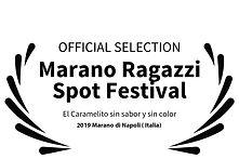 OFFICIAL SELECTION - Marano Ragazzi Spot