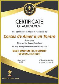 Best Women Film Short - Special Mention.jpg